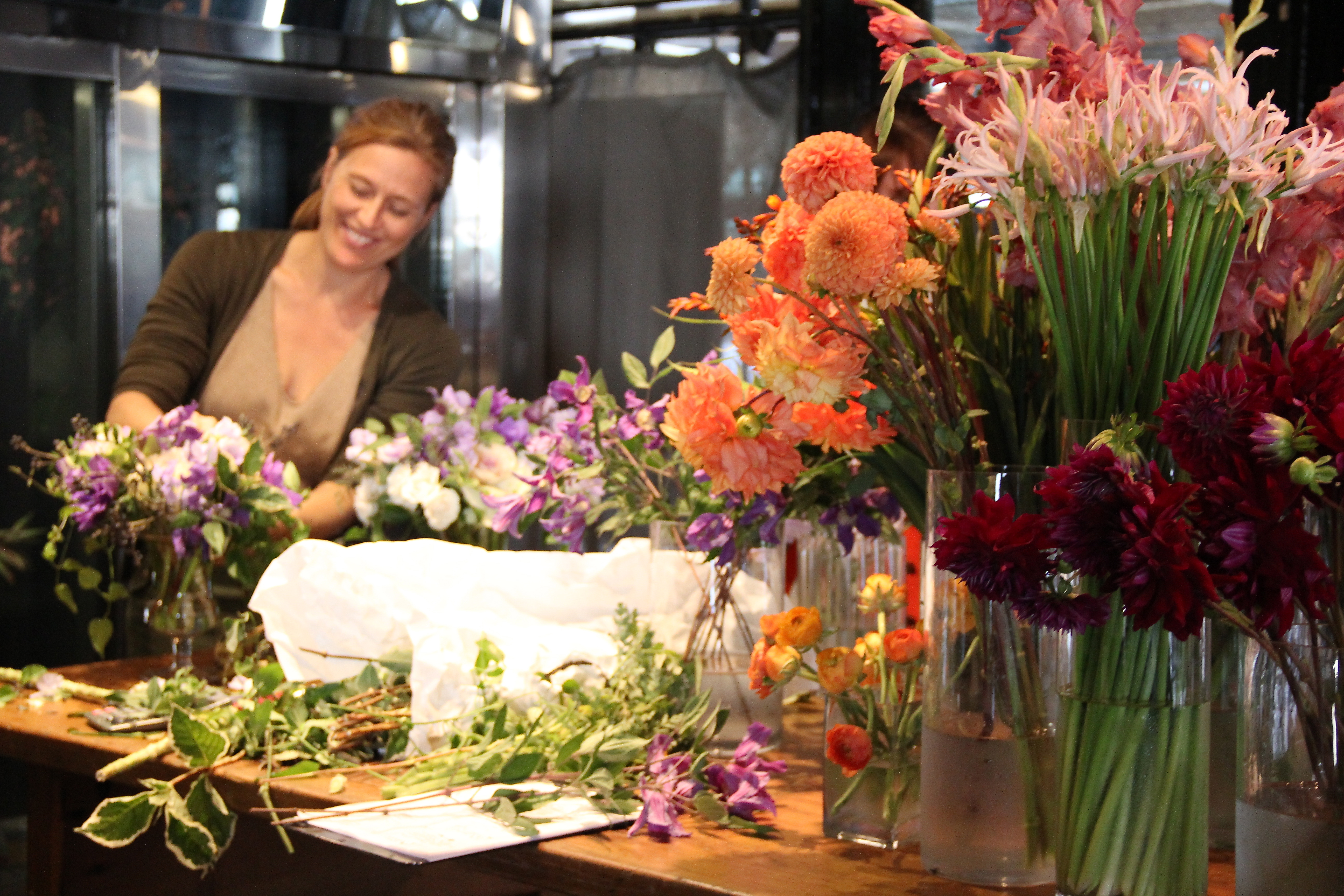 Moved By Greatness Ariella New York Flowers Design Inspirations